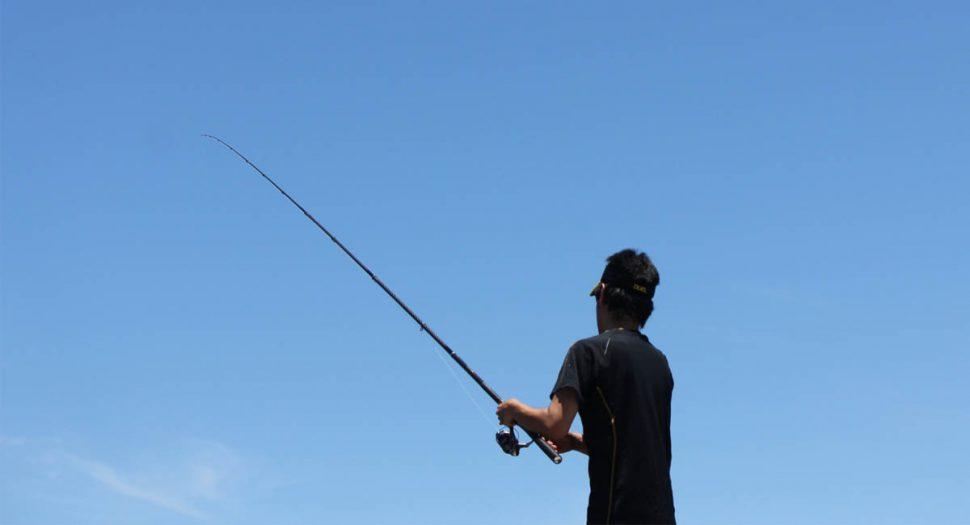 釣りの名人に教わった秘訣